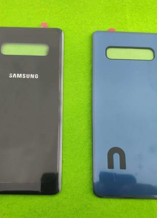 Задняя крышка корпуса Samsung Galaxy S10, черная