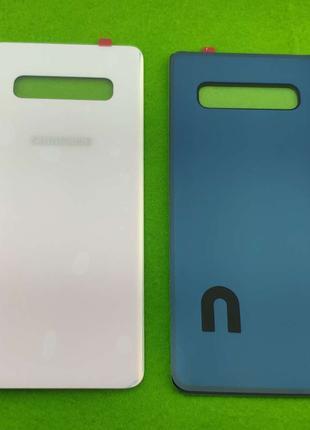 Задняя крышка корпуса Samsung Galaxy S10 Plus, белая