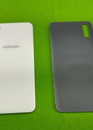 Задняя крышка корпуса Samsung Galaxy A50, белая
