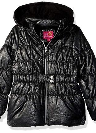 Куртка pink platinum оригинал из сша на 4 года 🔥акция! 🔥получи...