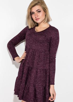 Платье женское с свободной юбкой 79pd5535