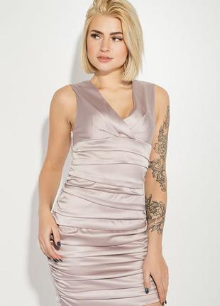 Платье женское v-образным вырезом 64pd18
