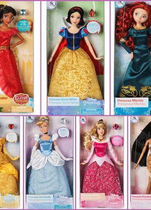 Куклы классические принцессы Disney с кольцом от Дисней