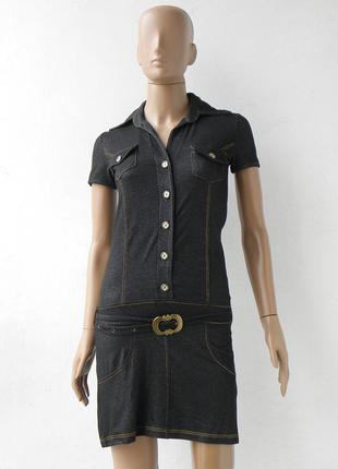 Гарне, оригінальне плаття під чорний джинс s чи m розмір на ви...