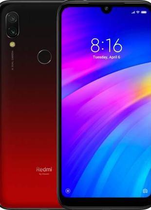 Смартфон Xiaomi Redmi 7 4/64 Red. Магазин. Гарантия