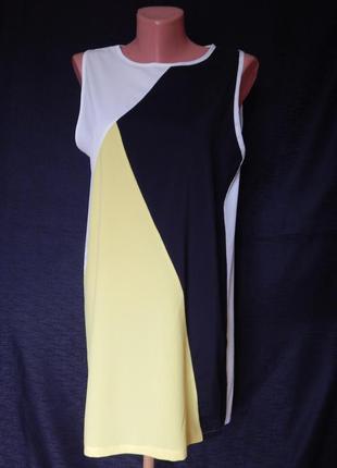 Легкое платье (размер 38-40)