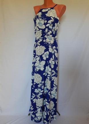 Длинное платье (размер 38-40)