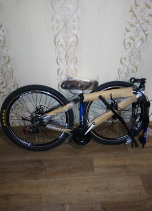Велосипед горный Titan Bike Expert