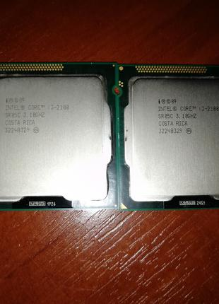 Процессор Intel Core i3 2100 3.10Ghz