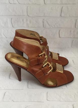 Жіночі босоніжки michael kors женские босоножки сандалии оригинал