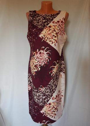 Платье -футляр от next (размер 18)