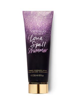 Лосьон Love Spell Shimmer Victoria's Secret Оригинал