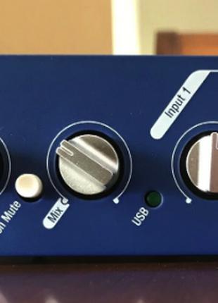Звуковая карта, аудиоинтерфейс MBOX 2 Mini