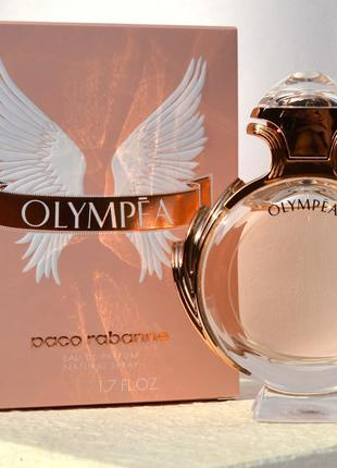 Paco Rabanne Olympea_Оригинал EDP_5 мл затест парф.вода