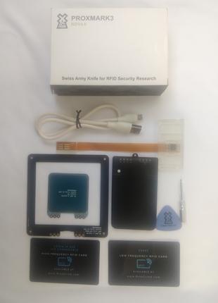 Proxmark3 RDV4 Инструмент радиочастотной идентификации.