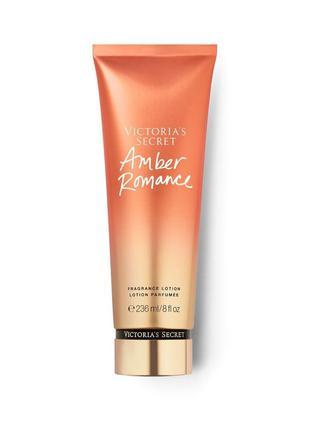 Лосьон для тела Amber Romance Victoria's Secret Оригинал