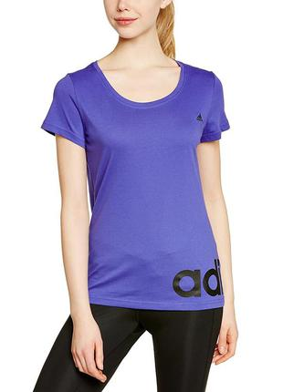 Женская футболка adidas sport essentials climalite