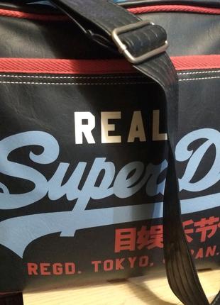 Мужская сумка Superdray