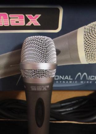Микрофон для караоке MAX DM-70