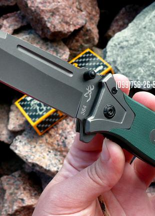 Нож Browning 1880 год Браунинг ніж складной выкидной