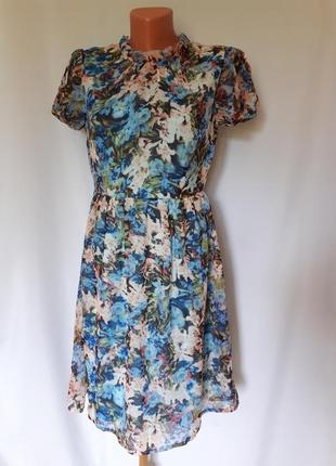 Воздушное платье mandi ( размер 38)