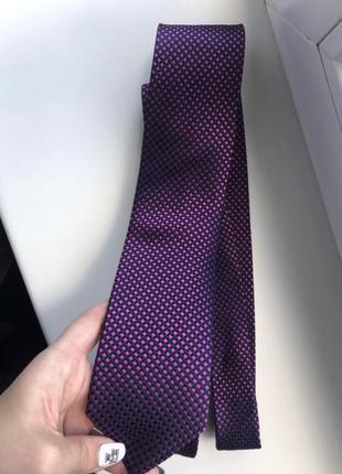 Новый галстук шелковый mister tie