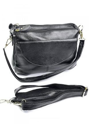 Женский кожаный клатч жіноча шкіряна сумка кожаная