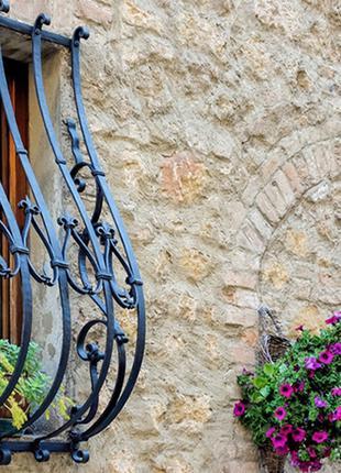 Металлические решетки двери мангалы качели лавки козырьки