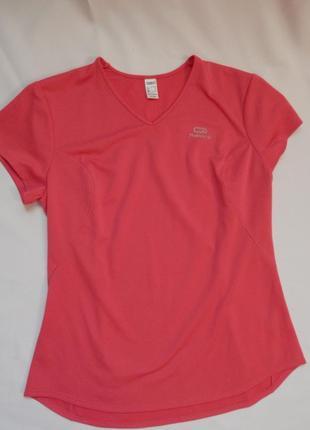 Спортивная футболка  женская decathlon creation 42 размер