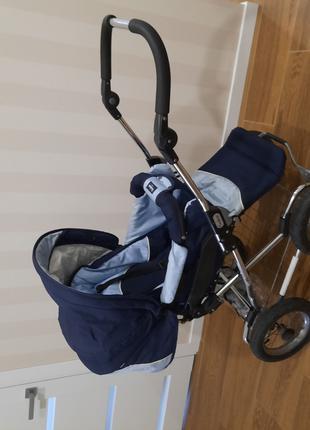 Дитяча коляска Emmaljunga 3 в 1