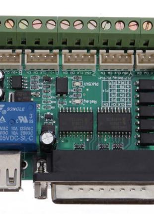 5 осевой контроллер ЧПУ