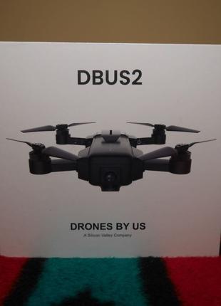 Американский квадрокоптер Drones by US Dbus2 с VIO, 4K камерой...