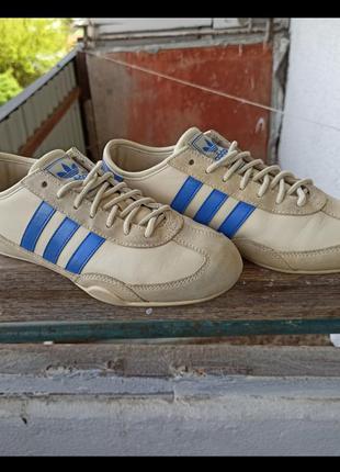 Кроссовки adidas под винтаж vintage 38 24 см