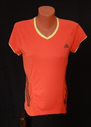Спортивная футболка для занятий спортом от adidas running (раз...