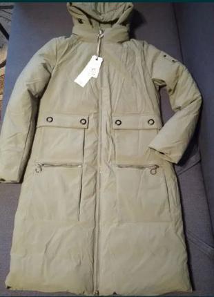Новое пальто, пуховик, куртка
