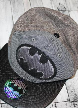 Детская кепка batman