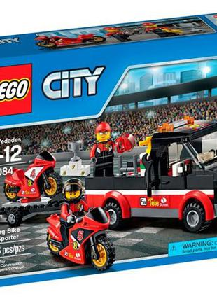 Конструктор LEGO City Great Vehicles (60084)