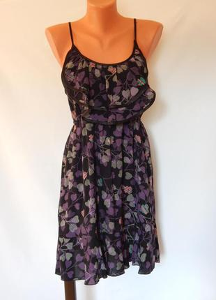 Сарафан*платье apricot (размер 38)