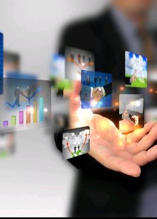 Презентации, рефераты, сайты в гугл и т.д под заказ