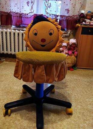 Детский компьютерный стул, кресло
