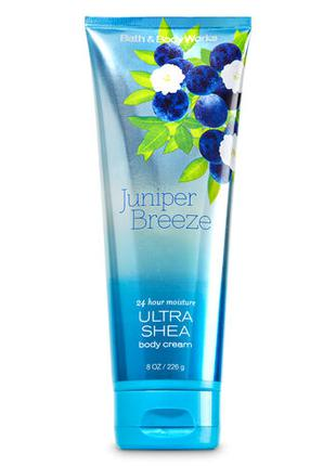 Крем для тела Bath & Body Works Janiper Breeze