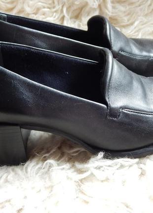 Комфортные туфли clarks springers (размер 38)