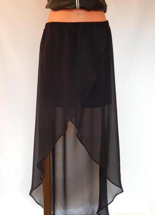 Крутая юбка от h&m / divided. (размер 40)