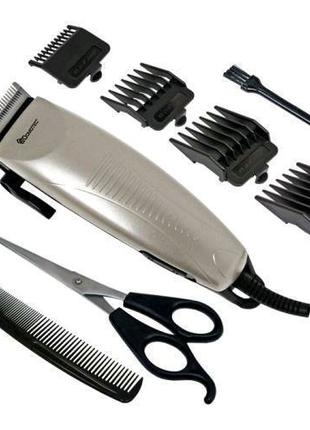 Машинка для Стрижки Волос Domotec MS 4600 – Полная комплектация!