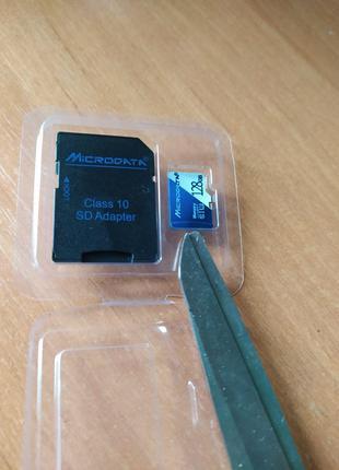 Карта памяти 32 ГБ Microdata