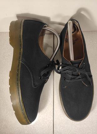 Мужские туфли dr martens delray 41 р 26,5 см оригинал