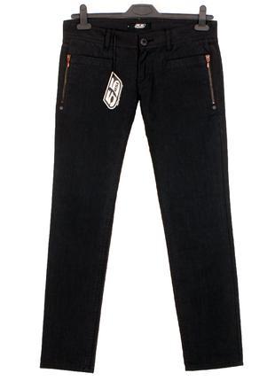 55DSL Diesel Italy брюки 29/M укороченные зауженные штаны джинсы