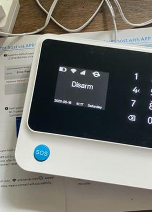 Блок GSM + WiFI сигнализация G90B Plus + 2G/3G