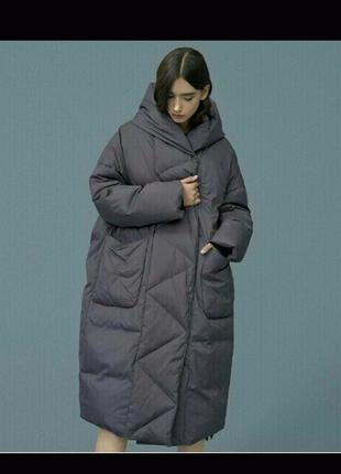 Пальто Зимнее Батал