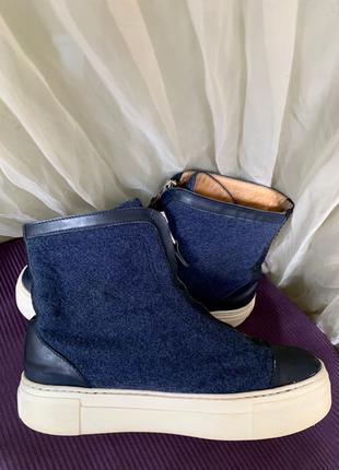Ботинки Lapti